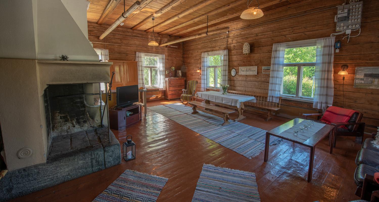 polar life haus roots honkatalot. Black Bedroom Furniture Sets. Home Design Ideas